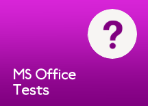 MS Office Tests